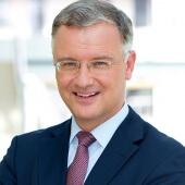Univ.-Prof. Dr. Markus Müller, Rektor der Medizinischen Universität Wien (MUW)