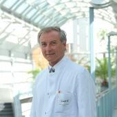 Prof. Dr. Wolfgang Henrich, Direktor der Klinik für Geburtsmedizin, Charité Berlin